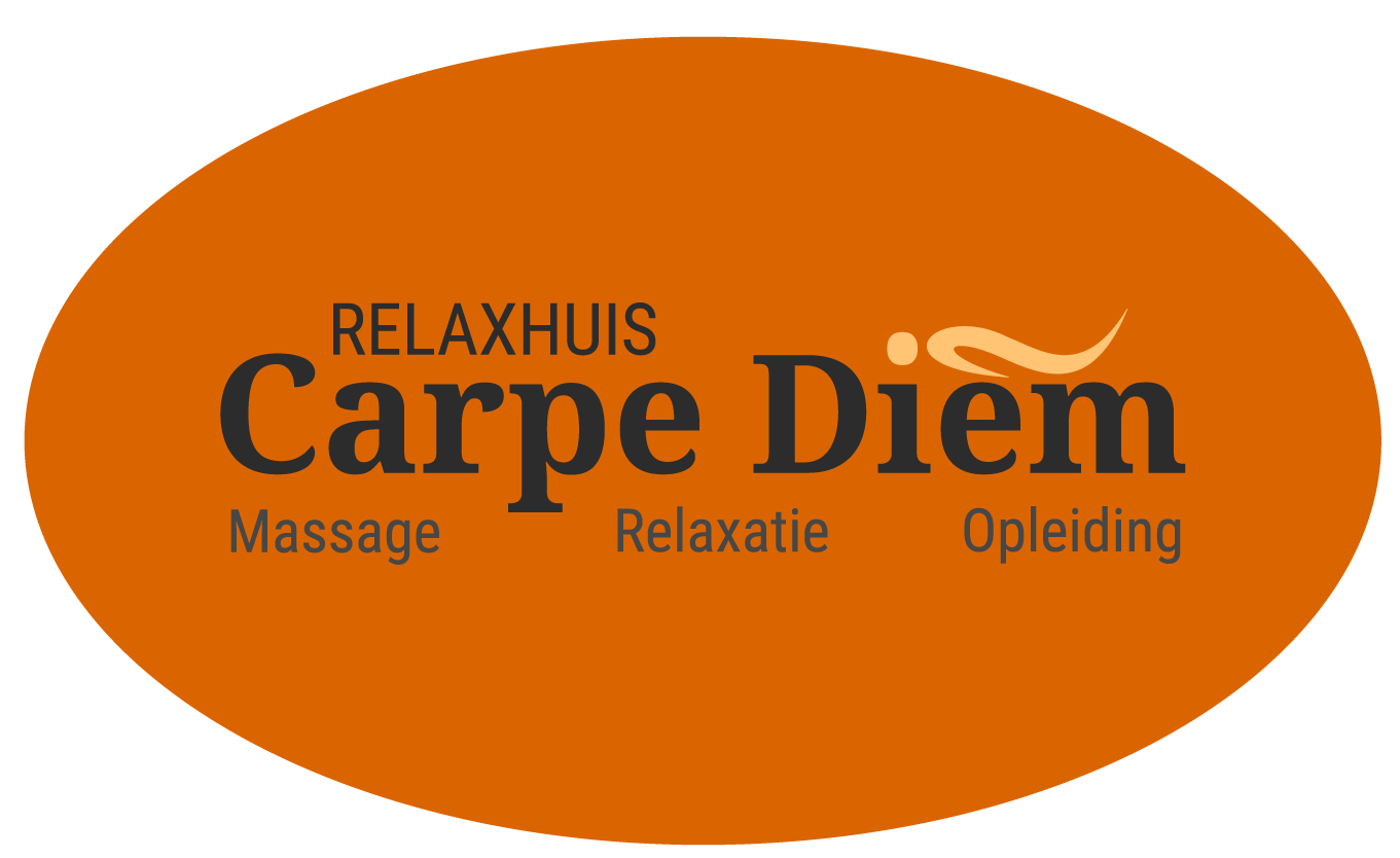 Logo Relaxhuis Carpe Diem HQ